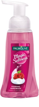 Palmolive Magic Softness Raspberry pěnové mýdlo na ruce