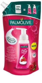 Palmolive Magic Softness Raspberry sabonete em espuma para as mãos recarga