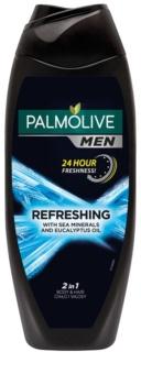 Palmolive Men Refreshing sprchový gél pre mužov 2 v 1