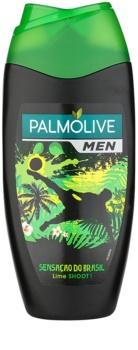Palmolive Men Sensacao Do Brasil gel de duche