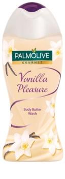 Palmolive Gourmet Vanilla Pleasure manteca de ducha