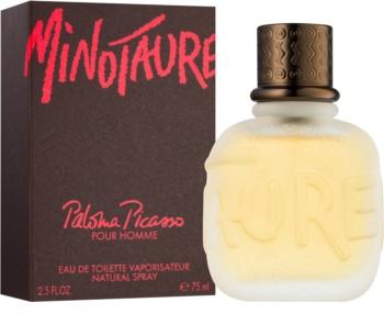 Paloma Picasso Minotaure Eau de Toilette para homens 75 ml