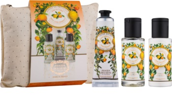 Panier des Sens Provence Cosmetic Set IV.