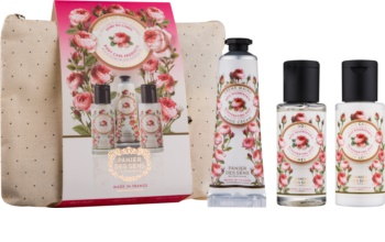 Panier des Sens Rose zestaw kosmetyków I.