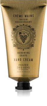 Panier des Sens Renewing Grape Hand Cream