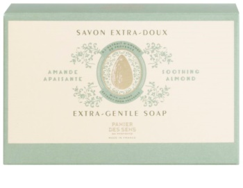 Panier des Sens Almond Extra Gentle Natural Soap