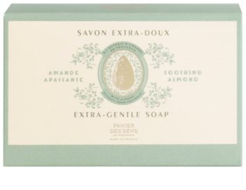 Panier des Sens Almond jabón natural extra suave