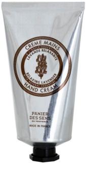Panier des Sens Lavender relaksacijska krema za roke