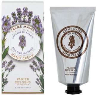 Panier des Sens Lavender crema relajante para manos
