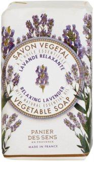 Panier des Sens Lavender Relaxing Herbal Soap