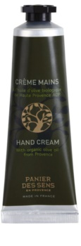 Panier des Sens Olive výživný krém na ruce