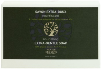 Panier des Sens Olive extra sanfte und nährende Seife