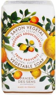 Panier des Sens Provence savon végétal doux