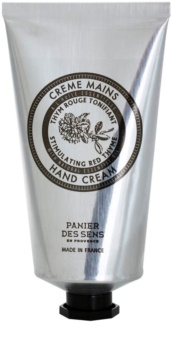Panier des Sens Red Thyme Encouraging Cream For Hands