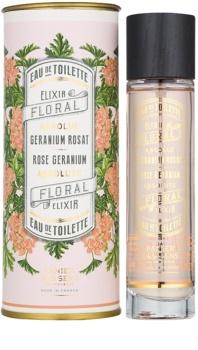 Panier des Sens Rose Geranium Eau de Toilette für Damen 50 ml