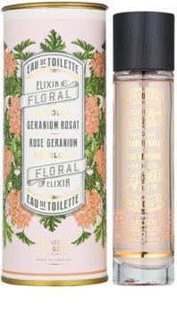 Panier des Sens Rose Geranium eau de toilette pour femme 50 ml
