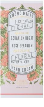 Panier des Sens Rose Geranium krema za roke