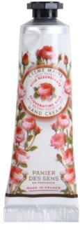 Panier des Sens Rose verjüngende Creme für die Hände