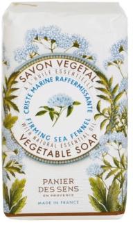 Panier des Sens Sea Fennel zpevňující rostlinné mýdlo