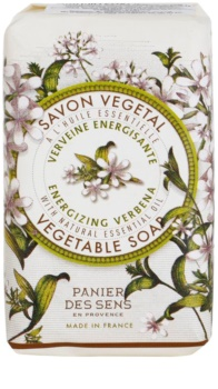 Panier des Sens Verbena săpun pe bază de plante energizant