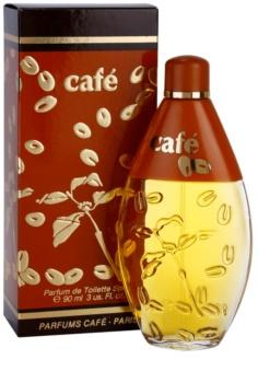 Parfums Café Café eau de toilette pentru femei 90 ml