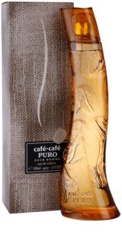 Parfums Café Café-Café Puro eau de toilette pentru barbati 100 ml