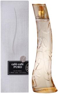 Parfums Café Café-Café Puro woda toaletowa dla kobiet 100 ml