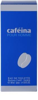 Parfums Café Caféina Pour Homme eau de toilette pentru barbati 100 ml