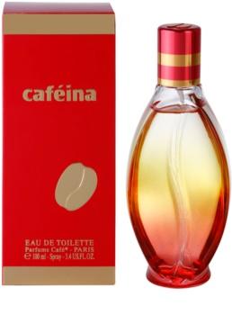 Parfums Café Caféina eau de toilette para mujer 100 ml