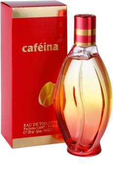 Parfums Café Caféina eau de toilette pour femme 100 ml