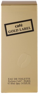 Parfums Café Café Gold Label eau de toilette pour femme 100 ml