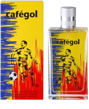Parfums Café Cafégol Colombia toaletní voda pro muže 100 ml