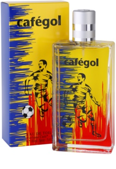 Parfums Café Cafégol Colombia Eau de Toilette for Men 100 ml