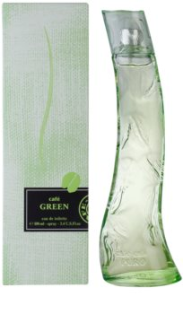 Parfums Café Café Green Eau de Toilette for Women 100 ml