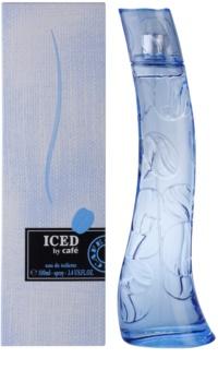 Parfums Café Puro Iced by Café Eau de Toilette para mulheres 100 ml