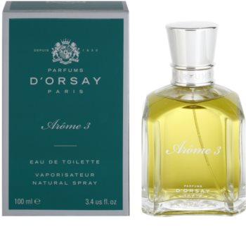Parfums D'Orsay Arôme woda toaletowa dla mężczyzn 100 ml