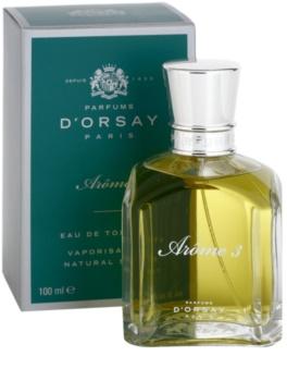 Parfums D'Orsay Arôme Eau de Toilette for Men 100 ml