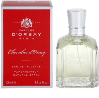 Parfums D'Orsay Chevalier D'Orsay Eau de Toilette für Herren 100 ml