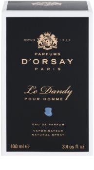 Parfums D'Orsay Le Dandy Pour Homme parfémovaná voda pro muže 100 ml
