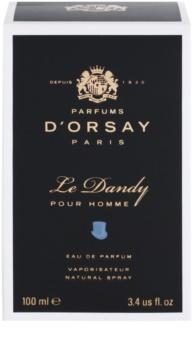 Parfums D'Orsay Le Dandy Pour Homme Parfumovaná voda pre mužov 100 ml