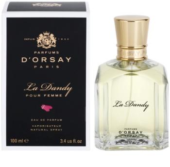 Parfums D'Orsay La Dandy Pour Femme parfémovaná voda pro ženy 100 ml