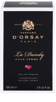 Parfums D'Orsay La Dandy Pour Femme Eau de Parfum für Damen 100 ml