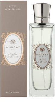 Parfums D'Orsay Feuilles de Tomate spray para o lar 100 ml