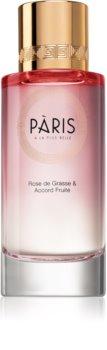 Pàris à la plus belle Fresh Floral Eau de Parfum für Damen 80 ml