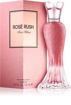 Paris Hilton Rose Rush Eau de Parfum für Damen 100 ml
