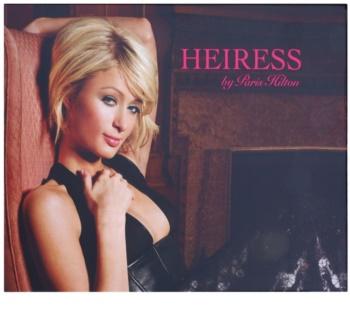 Paris Hilton Heiress lote de regalo VI.