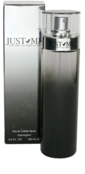 Paris Hilton Just Me for Men Eau de Toillete για άνδρες 100 μλ