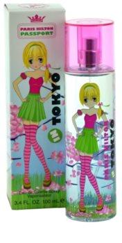 Paris Hilton Passport In Tokyo eau de toilette para mulheres 100 ml