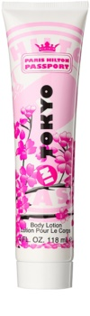 Paris Hilton Passport In Tokyo Body Lotion for Women 120 ml