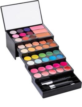 Parisax Make-Up Palette paleta dekorativní kosmetiky malá